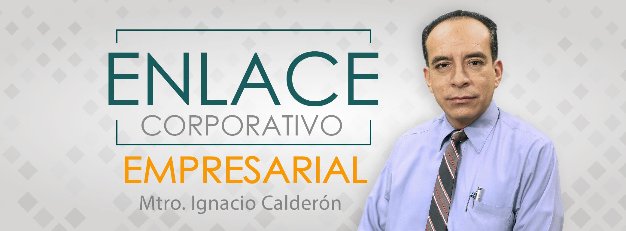 Enlace corporativo empresarial