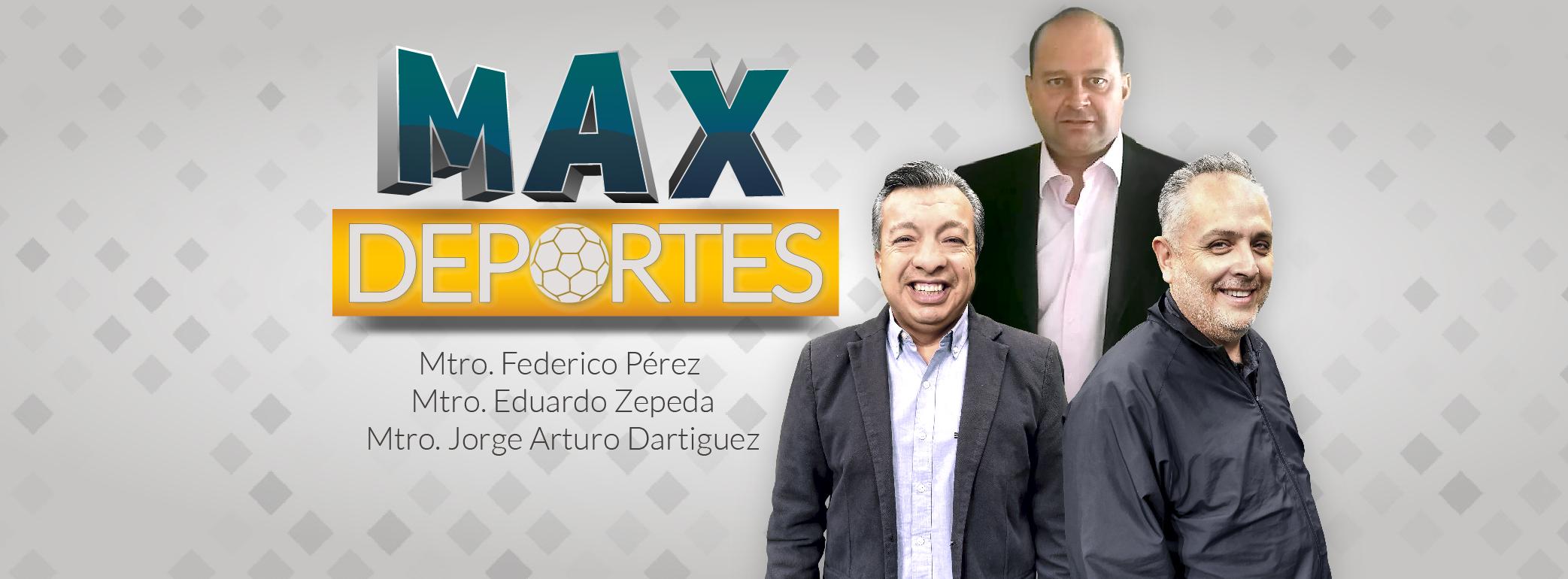 MAX Deportes